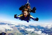 Tandem Skydive from 4500m over the Amalfi Coast