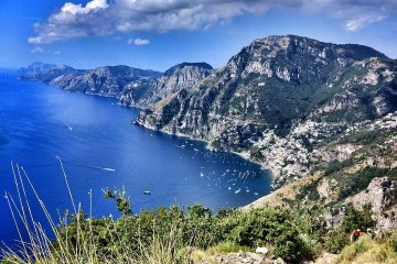 Path of the Gods in the Amalfi Coast