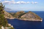 Trekking punta campanella costiera amalfitana