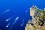Trekking fortini borbonici capri