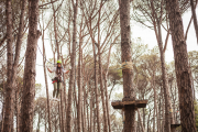 Parco avventura Ischia | italy-adventure.com