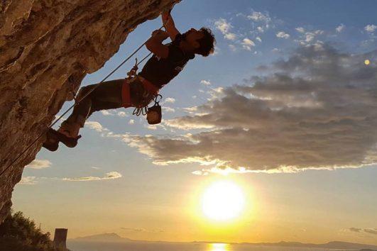 Arrampicata per principianti in Costiera Amalfitana