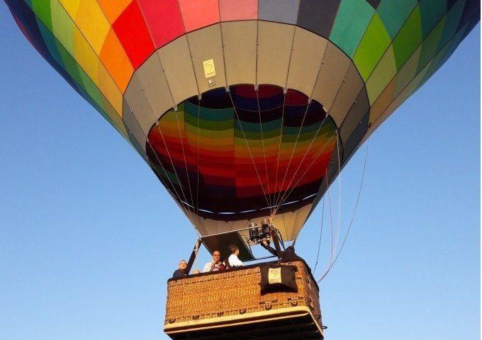 Volo in mongolfiera a Milano
