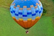 Volo in mongolfiera a Torino