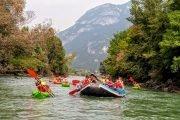 Rafting sul fiume Adige, Lago di Garda | www.italy-adventure.com