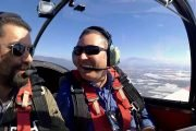 Volo Acrobatico in Costiera Amalfitana | www.italy-adventure.com
