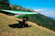 Volo in deltaplano sul Lago di Garda | www.italy-adventure.com