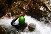 Canyoning dell'Orsa Minore, Lago di Garda