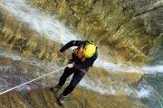 Canyoning dell'Orsa Minore, Lago di Garda   www.italy-adventure.com