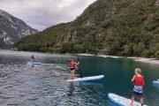 Tour in Sup al tramonto alla Baia del Corno o a Punta San Viglio, Lago di Garda | www.italy-adventure.com