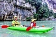 Tour in canoa sul fiume Adige, Lago di Garda | www.italy-adventure.com