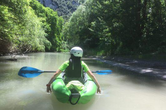 Tour in canoa sul fiume Adige, Lago di Garda   www.italy-adventure.com